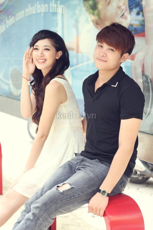 """Những cặp đôi """"chị-em"""" trong giới hot teen Việt 3"""
