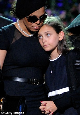 Con gái Michael Jackson tự tử 4