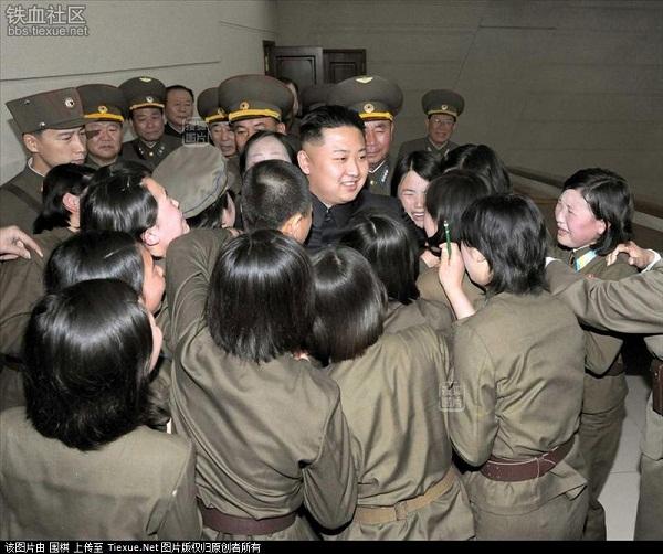 Triều Tiên: Cứ gặp lãnh tụ là người dân lại khóc như mưa 12
