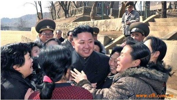 Triều Tiên: Cứ gặp lãnh tụ là người dân lại khóc như mưa 5
