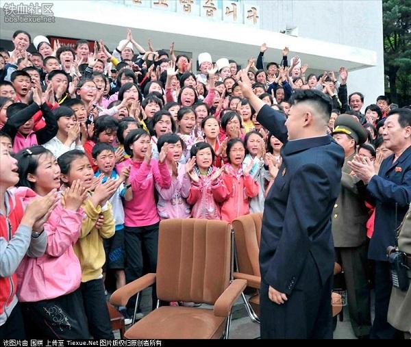 Triều Tiên: Cứ gặp lãnh tụ là người dân lại khóc như mưa 16