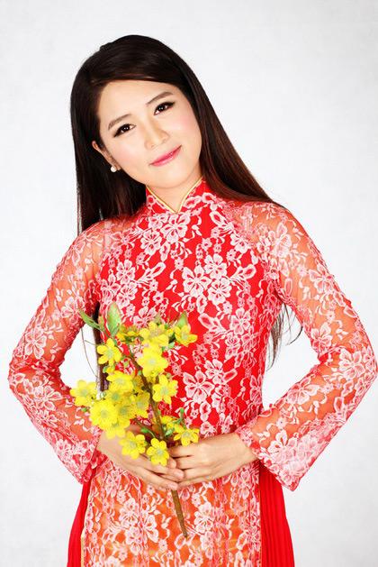 Những cô gái ngoại quốc xinh đẹp nổi đình đám tại Việt Nam 7
