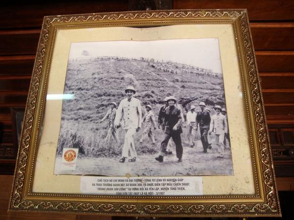 Bình dị ngôi nhà nơi Đại tướng Võ Nguyên Giáp sinh ra và lớn lên 7
