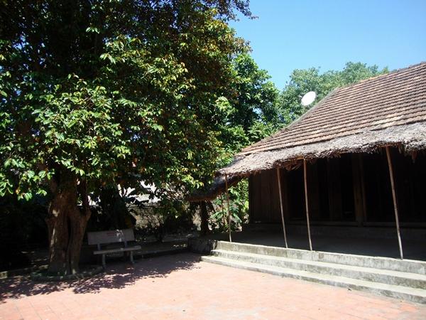 Bình dị ngôi nhà nơi Đại tướng Võ Nguyên Giáp sinh ra và lớn lên 5