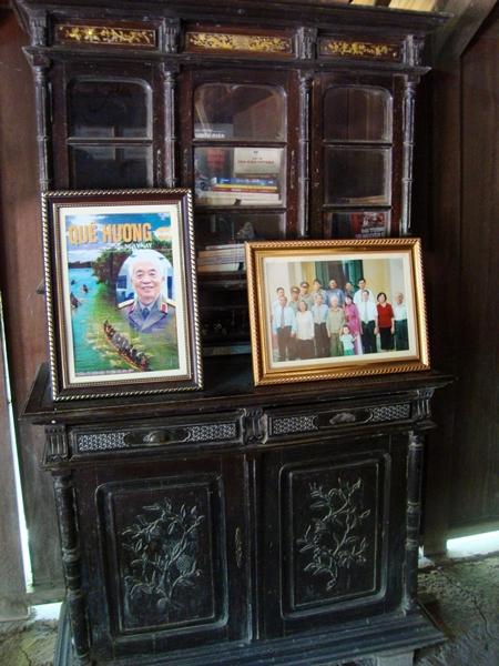 Bình dị ngôi nhà nơi Đại tướng Võ Nguyên Giáp sinh ra và lớn lên 6