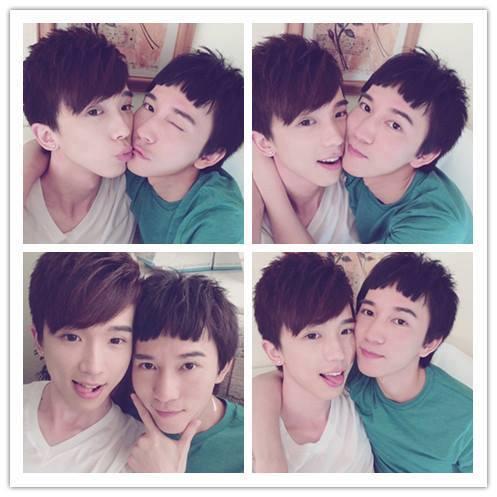 """3 cặp đôi đồng tính mỹ nam tại Châu Á """"đốn tim"""" cư dân mạng 13"""