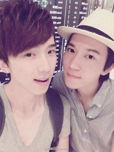 """3 cặp đôi đồng tính mỹ nam tại Châu Á """"đốn tim"""" cư dân mạng 15"""