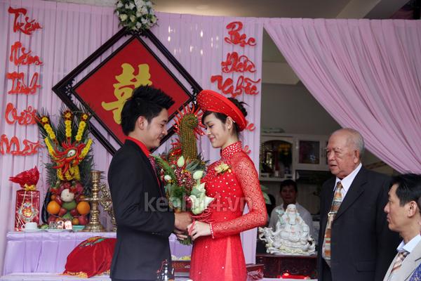 Những đám cưới hoành tráng của các hot girl Việt 58