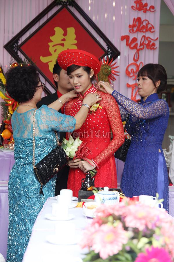 Những đám cưới hoành tráng của các hot girl Việt 59