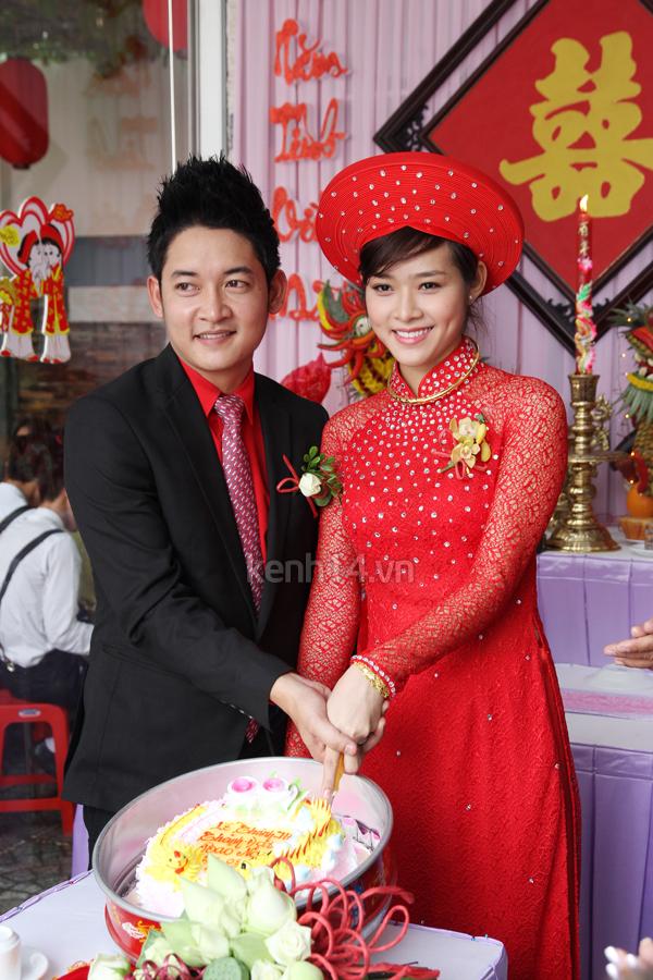 Những đám cưới hoành tráng của các hot girl Việt 61