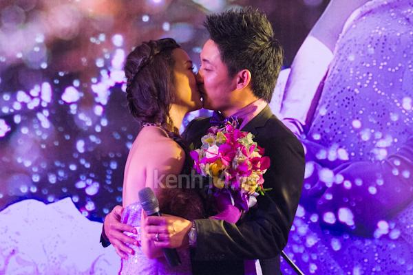 Những đám cưới hoành tráng của các hot girl Việt 76