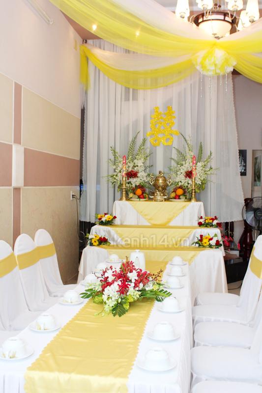 Những đám cưới hoành tráng của các hot girl Việt 78