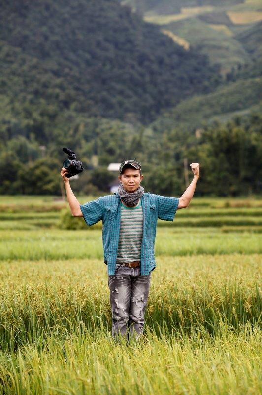 Ngỡ ngàng một Việt Nam đẹp bình dị trong những clip nghiệp dư 7