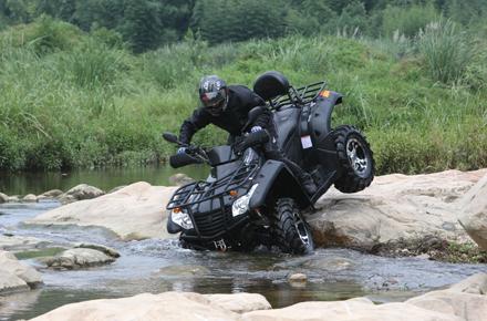 """ATV và Go-Kart - môn đua xe dành cho teen có """"máu mạo hiểm"""" 2"""