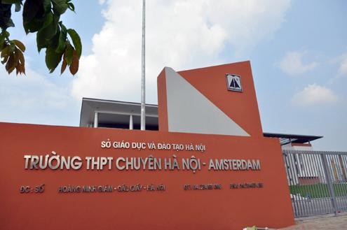 Amsterdam, Nguyễn Huệ - 2 ngôi trường cấp 3 hiện đại nhất Hà Nội 1