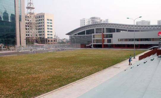 Amsterdam, Nguyễn Huệ - 2 ngôi trường cấp 3 hiện đại nhất Hà Nội 10