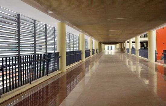 Amsterdam, Nguyễn Huệ - 2 ngôi trường cấp 3 hiện đại nhất Hà Nội 4