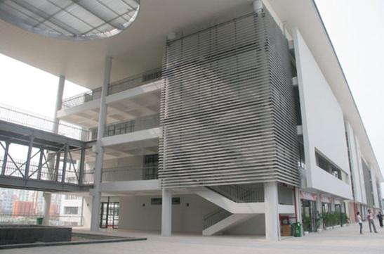 Amsterdam, Nguyễn Huệ - 2 ngôi trường cấp 3 hiện đại nhất Hà Nội 5