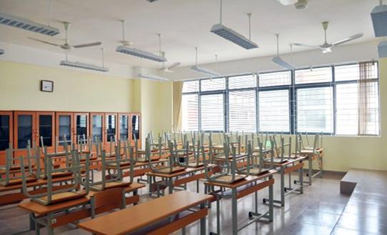 Amsterdam, Nguyễn Huệ - 2 ngôi trường cấp 3 hiện đại nhất Hà Nội 7