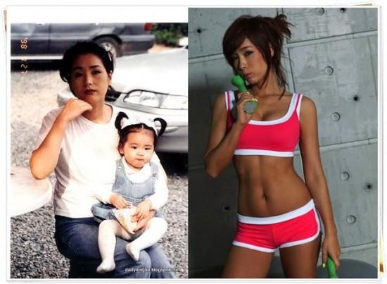 Phát sốt vì bà mẹ 46 tuổi trẻ như gái đôi mươi có thân hình siêu hot 7