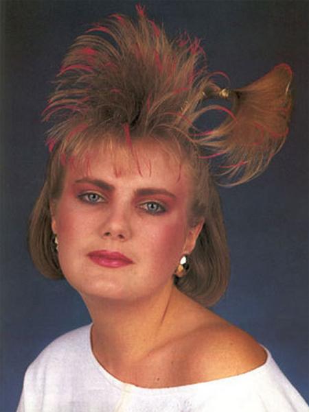 Bộ sưu tập kiểu tóc khó đỡ nhất mọi thời đại 5