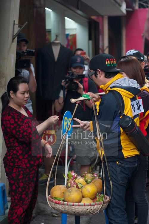 """Toàn cảnh ngày ghi hình đầu tiên ở Việt Nam của """"Running Man"""" 32"""