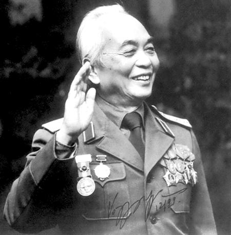Đại tướng Võ Nguyên Giáp qua góc nhìn âm nhạc 4