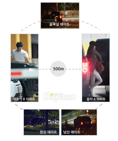 Tin hot: Lee Seung Gi và Yoona (SNSD) đang hẹn hò 5