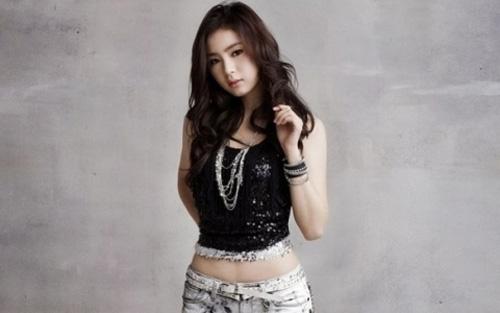 """Song Seung Hun """"say nắng"""" Shin Se Kyung 1"""