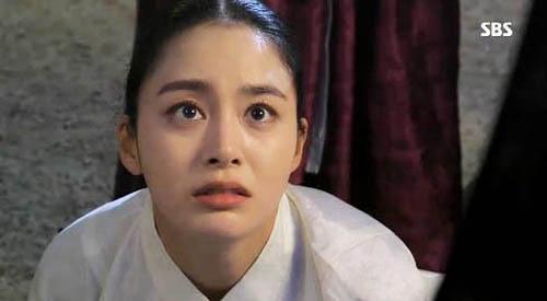 Jang Ok Jung (Kim Tae Hee) có nguy cơ vô sinh 1