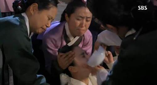 Jang Ok Jung (Kim Tae Hee) có nguy cơ vô sinh 5
