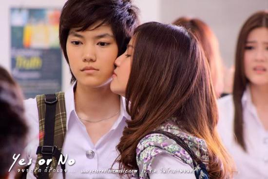 Tình yêu đồng tính trong phim Thái Lan 6