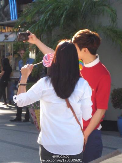 Lee Min Ho dắt Park Shin Hye chạy trốn 5