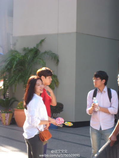 Lee Min Ho dắt Park Shin Hye chạy trốn 6