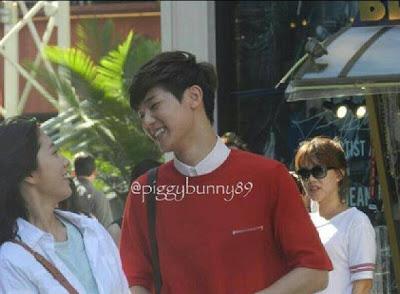 Lee Min Ho dắt Park Shin Hye chạy trốn 7