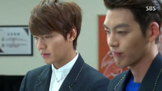 """Kim Tan (Lee Min Ho) """"tặng"""" tình địch cú đấm trời giáng 6"""