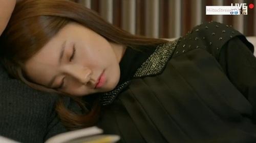 Da Jung (Yoona) bị tạt nước ướt nhẹp 10