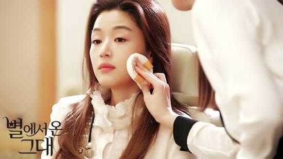 """Jeon Ji Hyun chịu làm """"minh tinh Trái Đất"""" vì Kim Soo Hyun 2"""
