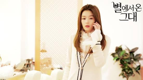 """Jeon Ji Hyun chịu làm """"minh tinh Trái Đất"""" vì Kim Soo Hyun 3"""