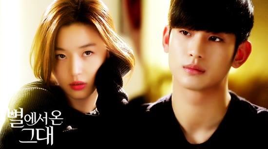 """Jeon Ji Hyun chịu làm """"minh tinh Trái Đất"""" vì Kim Soo Hyun 1"""