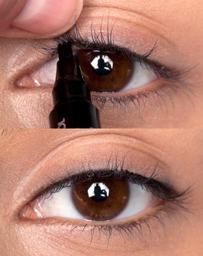 Làm đẹp Q&A: Kẻ eyeliner tự nhiên cho mắt sắc và mắt mí sụp, bé 2