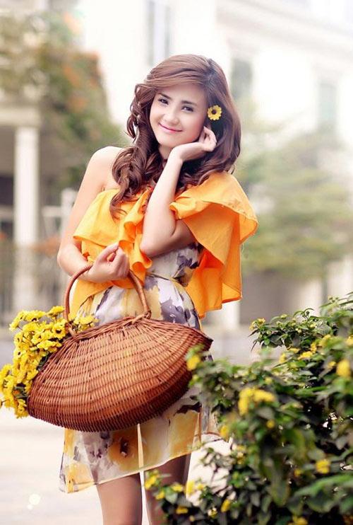 Những cô nàng chị dâu, em chồng xinh đẹp và nổi tiếng của sao Việt 13