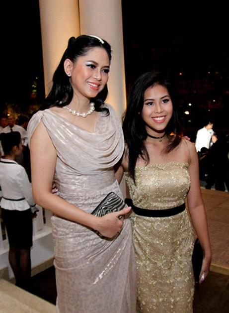 Những cô nàng chị dâu, em chồng xinh đẹp và nổi tiếng của sao Việt 1
