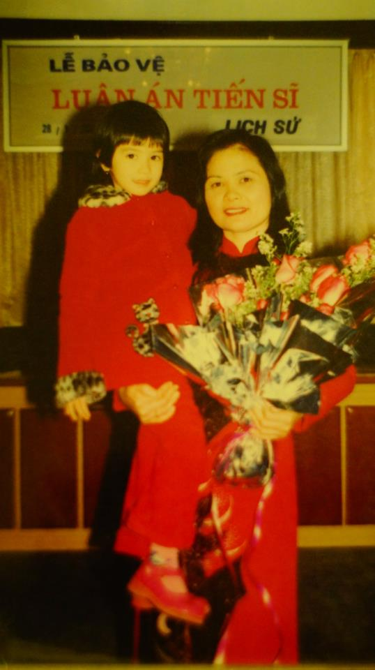 Tâm sự của Sam và An Japan - hai cô gái đã mất cha nhân ngày Father's Day 10