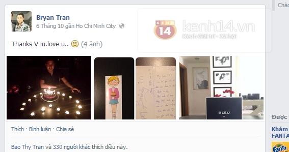 Hot girl Tâm Tít đang hẹn hò cùng anh trai Bảo Thy 3