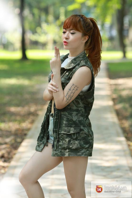 Hana Giang Anh - Cô nàng HLV thể dục 20 tuổi cực hot trên Youtube 15