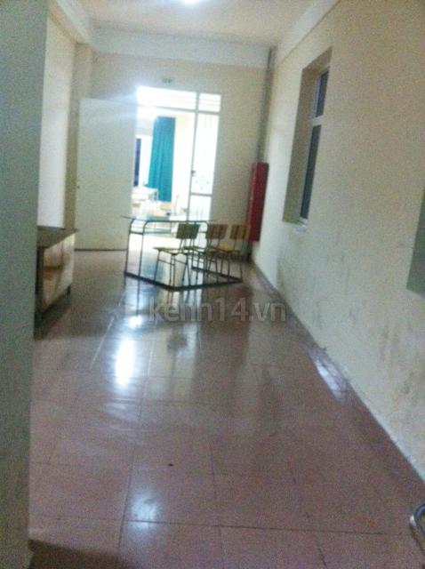 Kinh hoàng vụ án mạng tại trường ĐH KD&CN Hà Nội 2