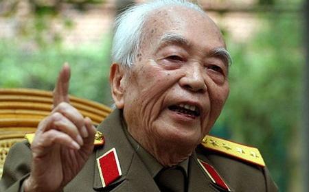 Đại tướng Võ Nguyên Giáp từ trần 1