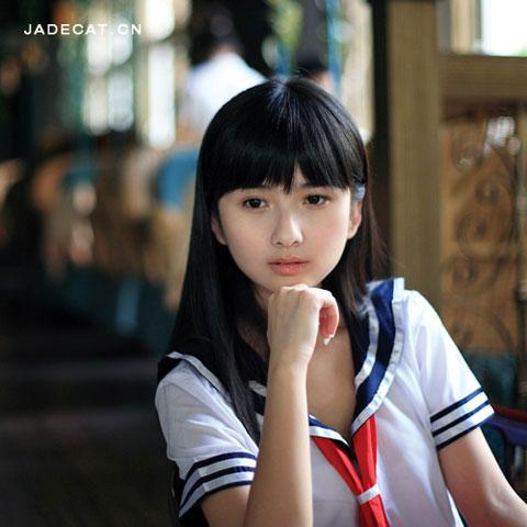 Những hot girl Trung Quốc có vẻ đẹp thiên thần 42