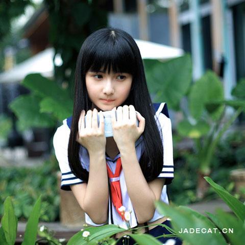 Những hot girl Trung Quốc có vẻ đẹp thiên thần 40